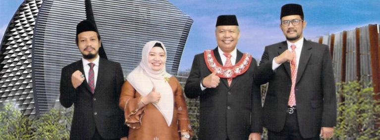 Pimpinan Fakultas Ekonomi Universitas Negeri Makassar